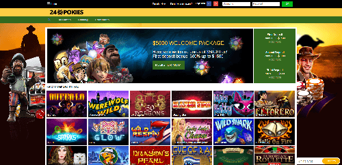 24Pokies Casino Review