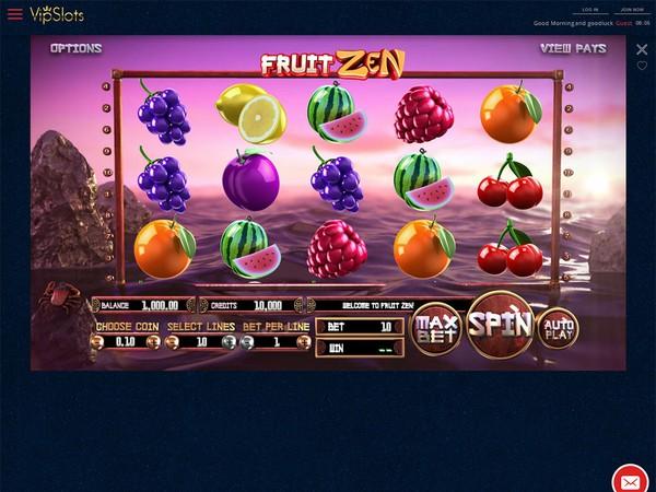 Vip Slots Free