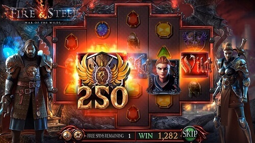 fire-&-steel-slot-review